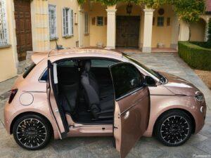 Fiat 500 3 + 1 2021