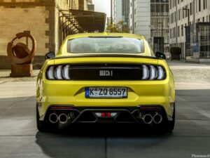 Ford Mustang Mach 1 Version EU 2021