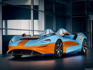 McLaren Elva Gulf Theme MSO 2021