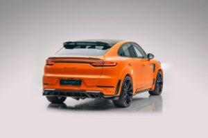 Porsche Cayenne Coupé Mansory 2021