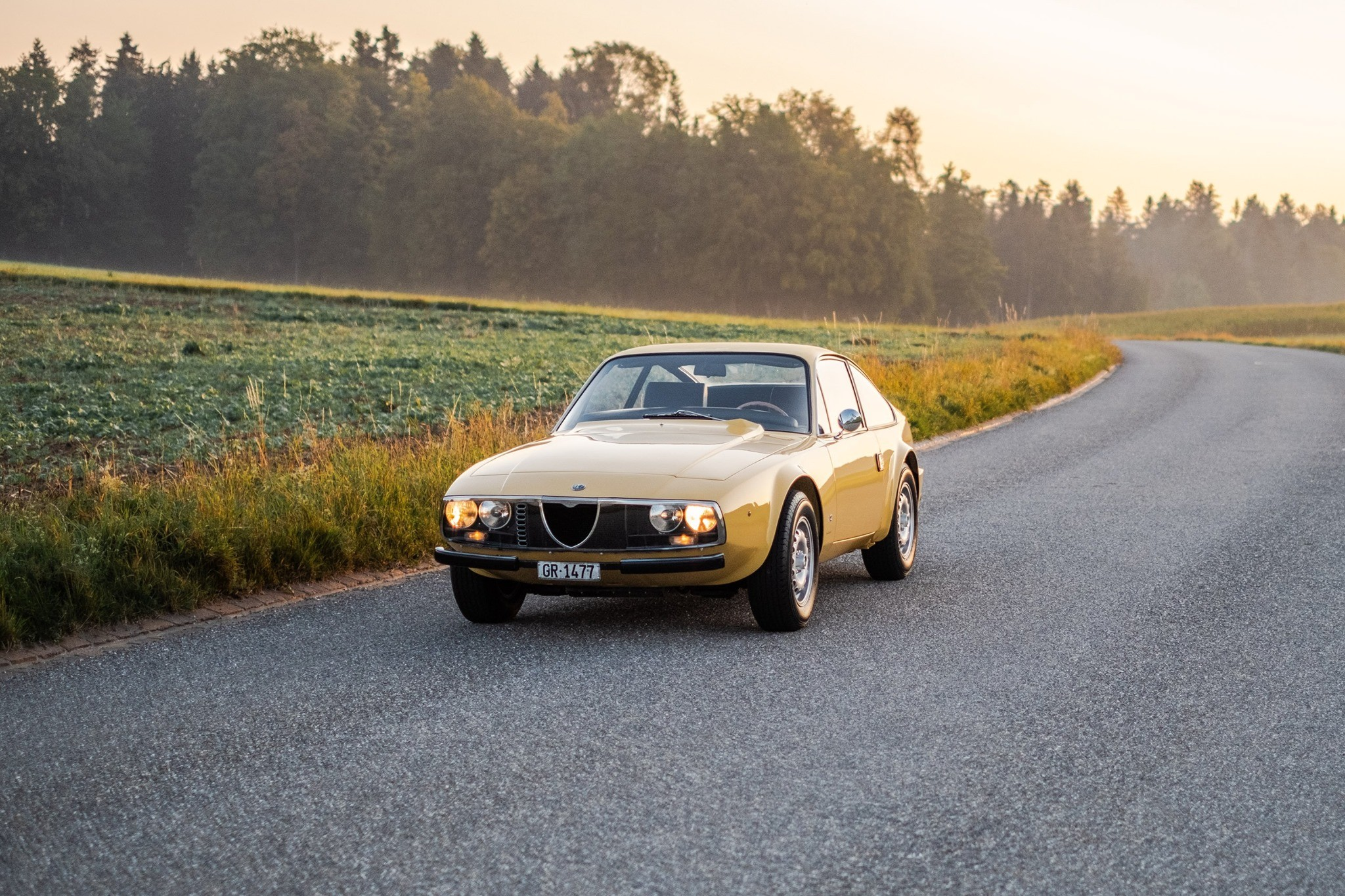Alfa Romeo Junior Zagato 1300 1970