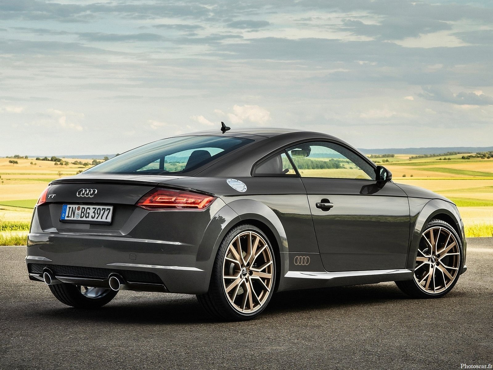 Audi TT Coupe Bronze Selection 2021