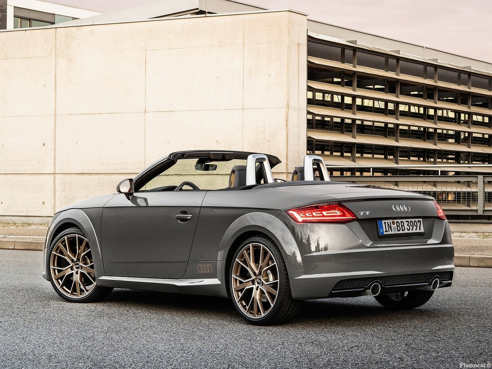 Audi TT Coupe Roadster Selection 2021