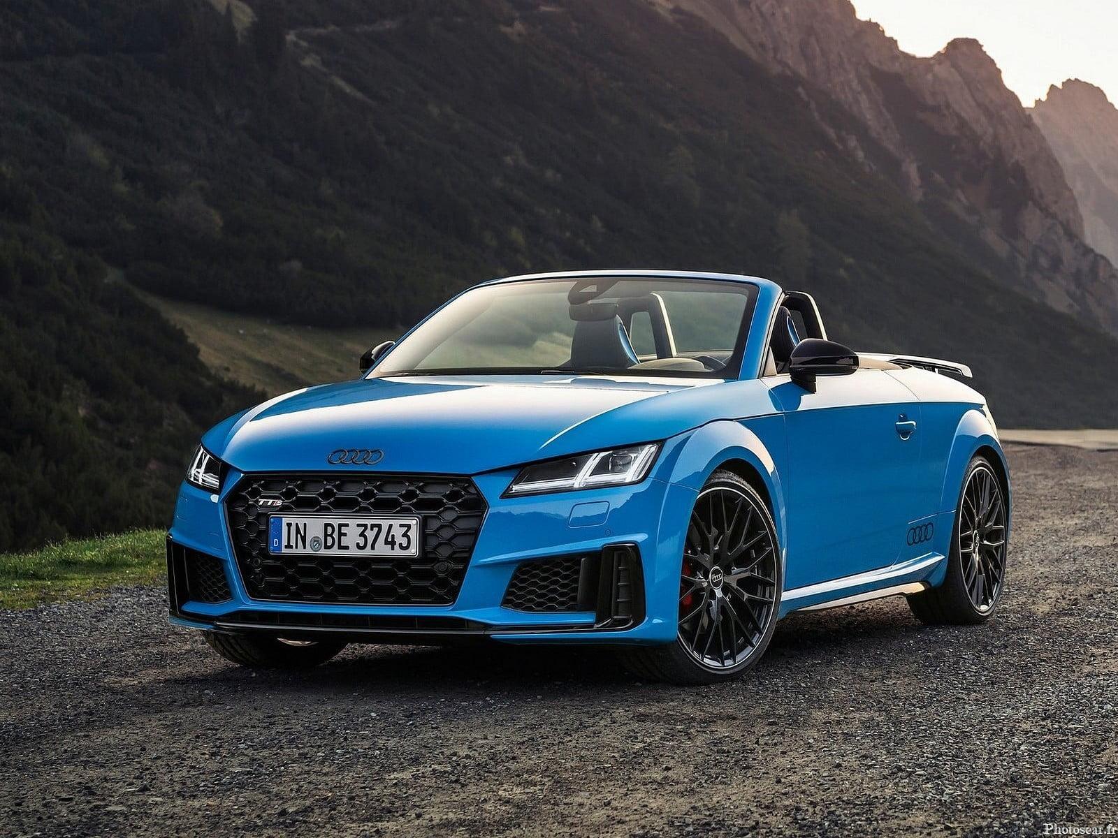 Audi TTS Roadster Competition Plus 2021