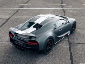 Bugatti Chiron Sport Les Légendes du Ciel 2021