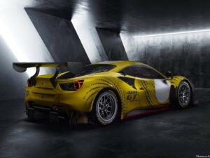 Ferrari 488 GT Modificata 2021