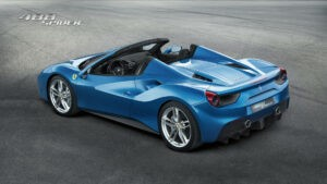 Ferrari 488 Spyder 2018