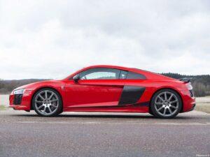 MTM Audi R8 V10 Supercharged 2017