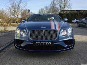 MTM Bentley Continental GT Birkin Speed Eight 2017