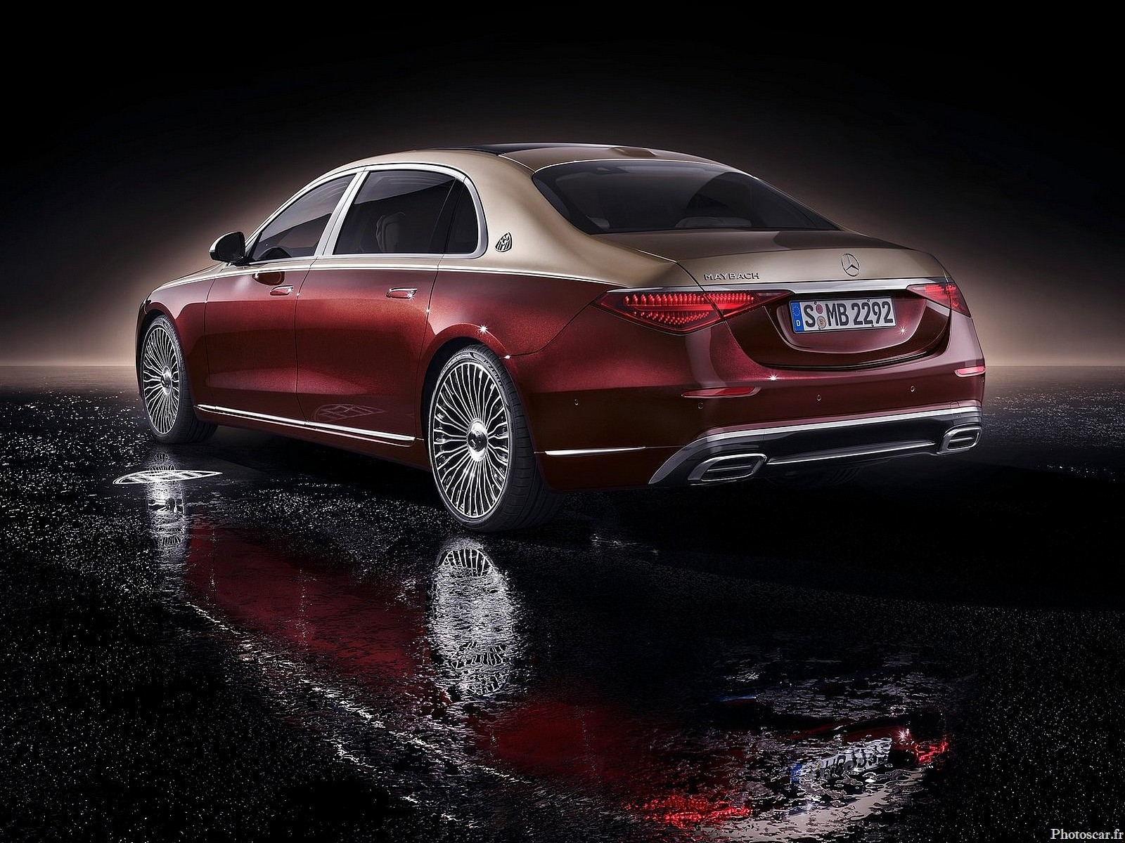 Mercedes Maybach Classe S 2021