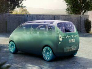 Mini Vision Urbanaut Concept 2020