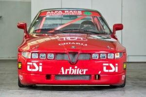 Alfa Romeo SZ Coupé Trophée 1992
