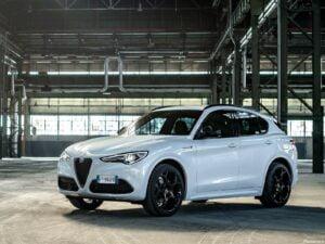 Alfa Romeo Stelvio Veloce Ti 2021