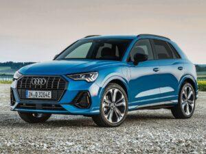 Audi Q3 45 TFSI e 2021