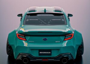 Subaru BRZ BradBuilds 2022