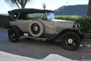 1923 Fiat 510 Torpedo