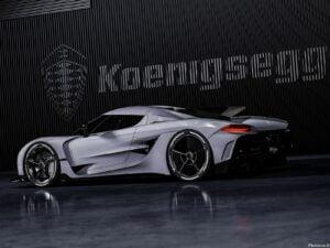 Koenigsegg Jesko Absolut 2021