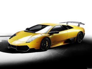 2009 Lamborghini Murcielago SV LP 670-4