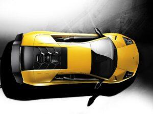 Lamborghini Murcielago SV LP 670-4
