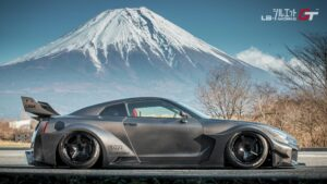 Liberty Walk Silhouette WORKS GT NISSAN 35GT RR 2020