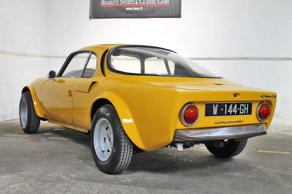 Matra Bonnet Djet VS 1965
