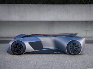 Nissan GT-R X 2050 Concept 2020