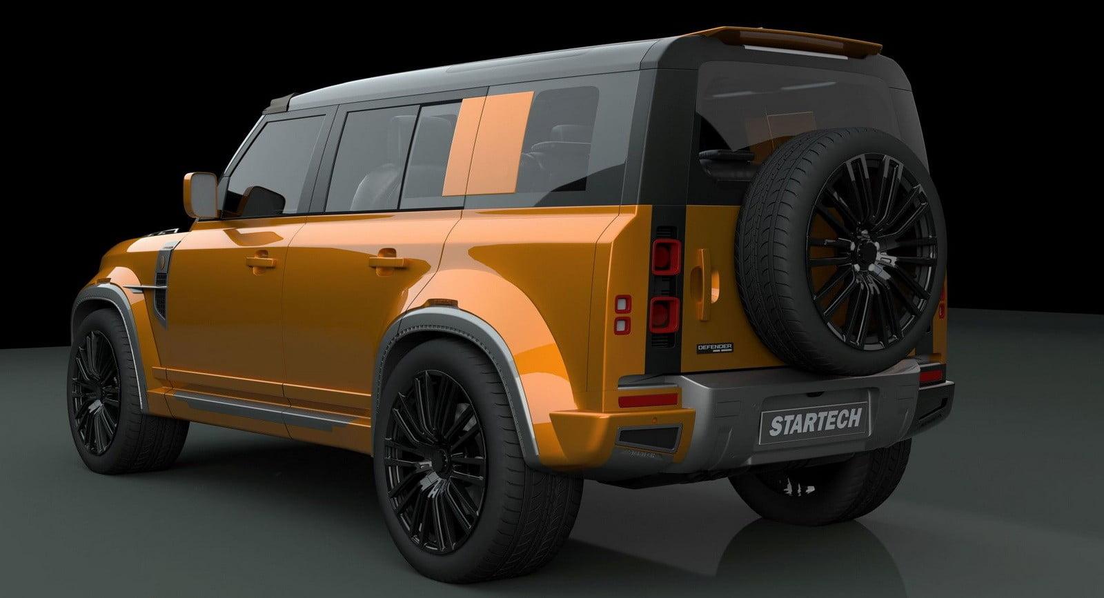 Startech Land Rover Defender 2020