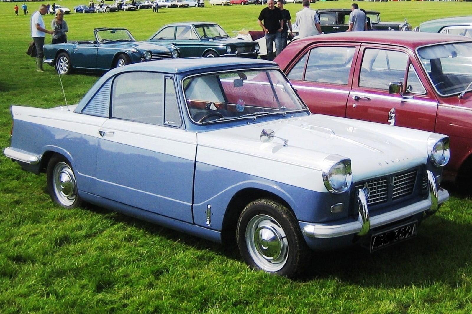 Triumph Herald 1200 Coupé 1963