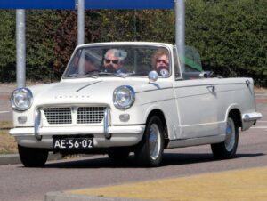 Triumph Herald 1200 Décapotable