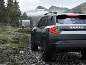 Dacia Bigster Concept 2021