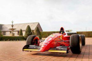 Ferrari 412 T2 1995 - Formule 1