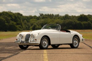 Jaguar XK150 S Roadster 1960