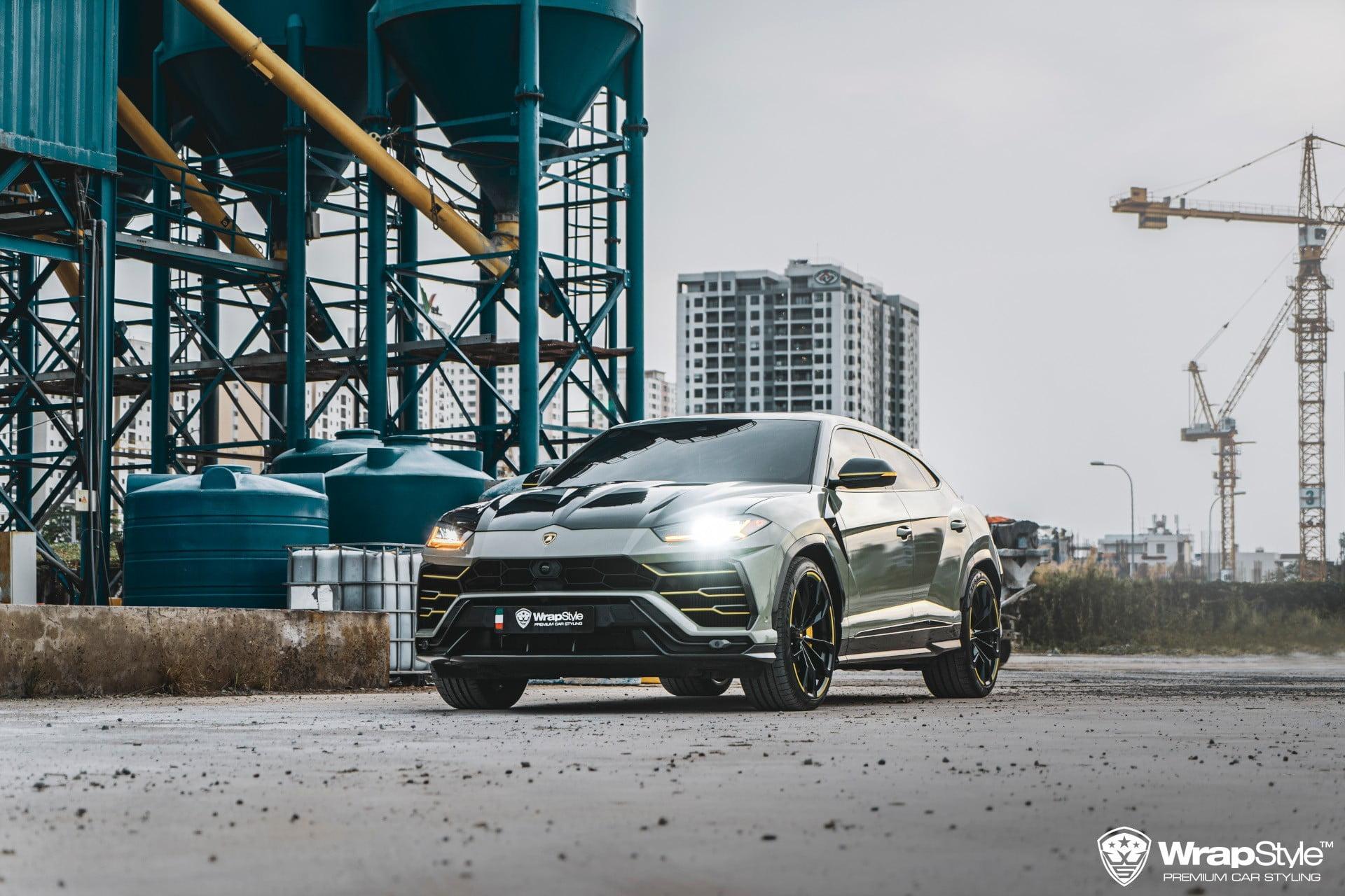 Lamborghini Urus Vietnam 2020