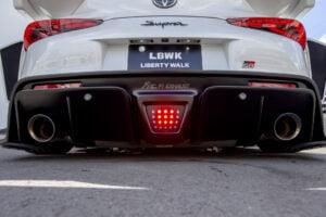 Liberty-Walk Toyota Supra A90 2020
