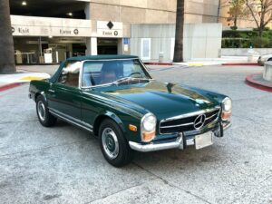Mercedes Benz 280 SL 1970