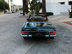 Mercedes Benz 280 SL 1970Mercedes Benz 280 SL 1970