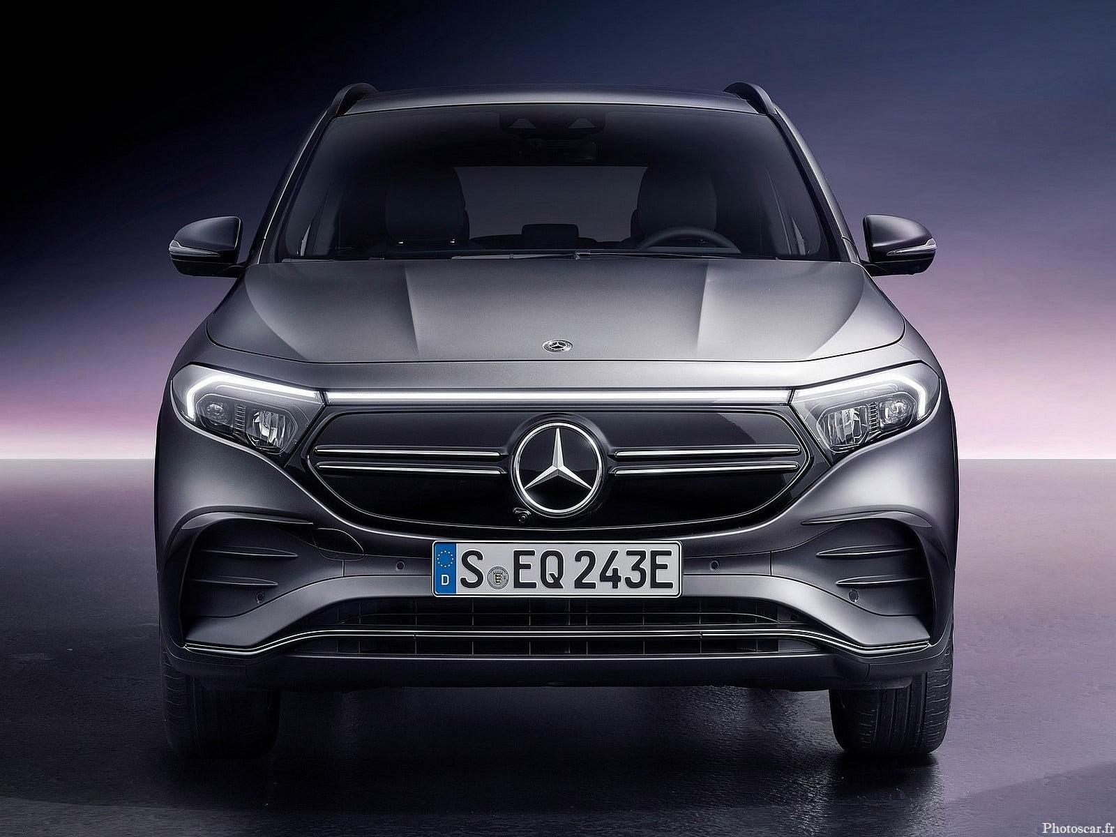 Mercedes Benz EQA 2022