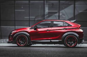 Mitsubishi Eclipse Cross Kanx Motorsport 2020