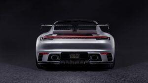 Porsche 992 Carrera 4S TechArt 2021