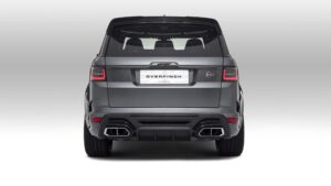 Range Rover Sport Overfinch SuperSport 2018