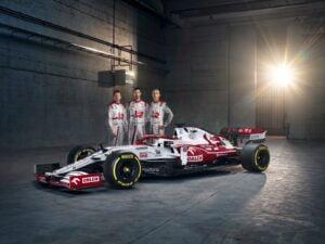 Alfa Romeo C41 Formule 1 2021