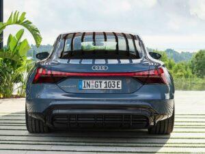 Audi e-tron GT Quattro 2021