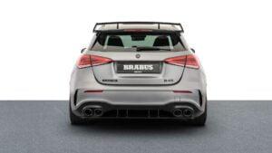 Brabus B45 Mercedes AMG A45 S
