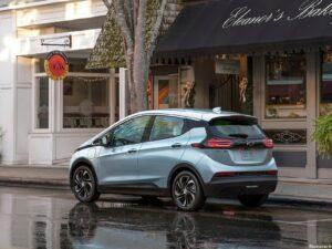 Chevrolet Bolt EV 2022