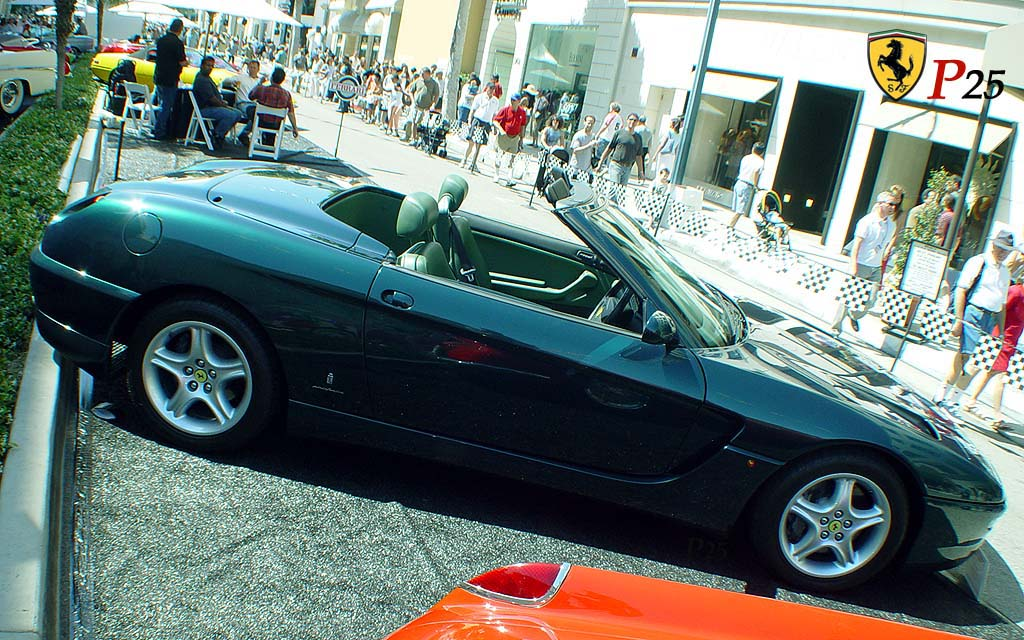 Ferrari 456 GT Venice Spyder Pininfarina