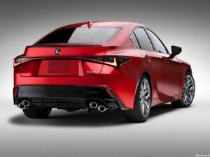 Lexus IS 500 F Sport Performance 2022