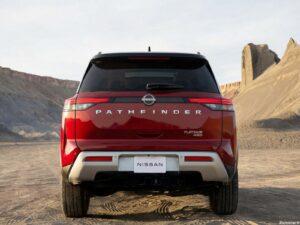 Nissan Pathfinder 2022