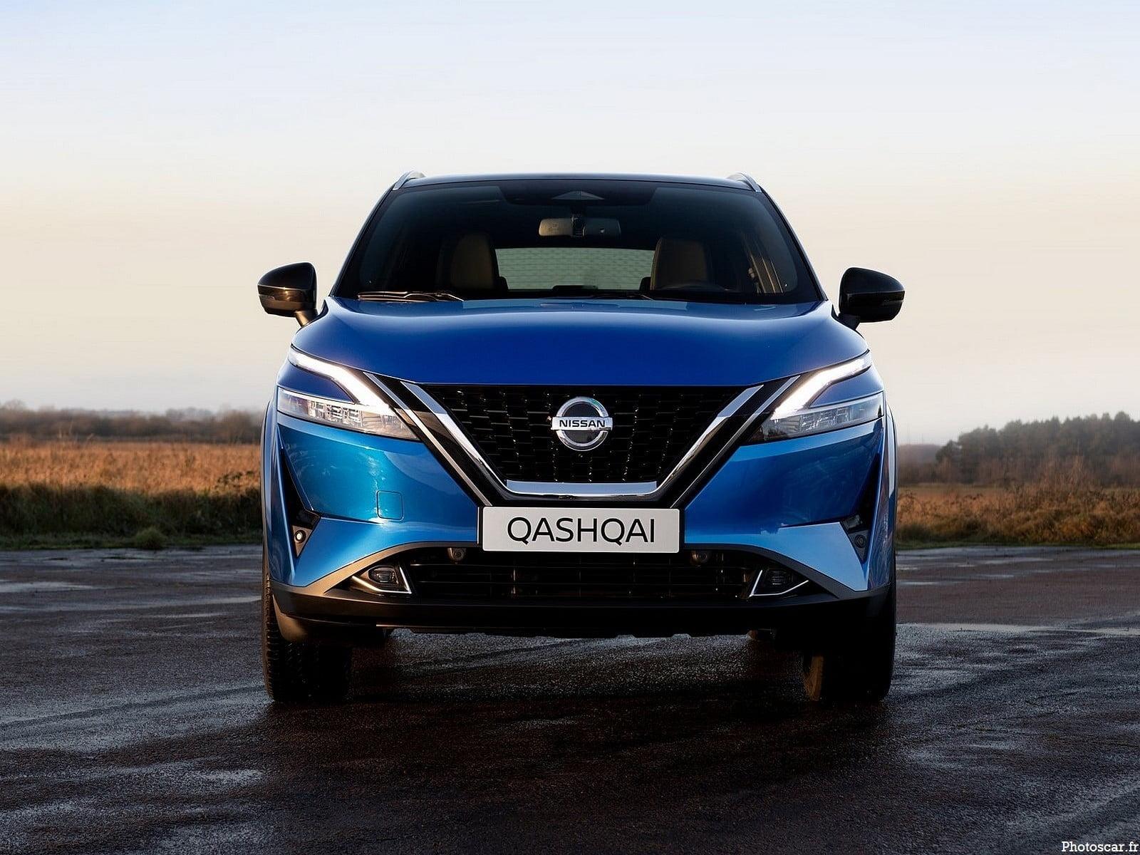 Nissan Qashqai 2022
