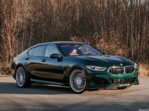 Alpina BMW B8 Gran Coupé 2022