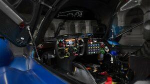 Alpine A480 LMP1 2021